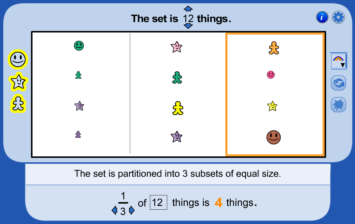 Partitioning Sets Image